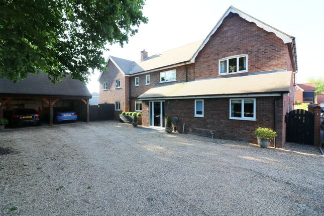 Thumbnail Detached house for sale in Park Road, Diss