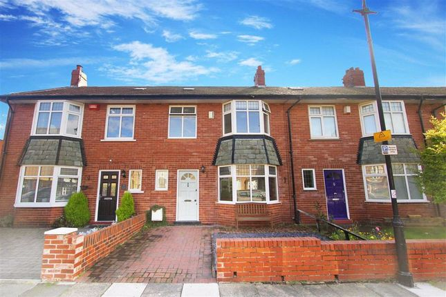 Thumbnail Terraced house to rent in Hotspur Street, Tynemouth, Tyne And Wear
