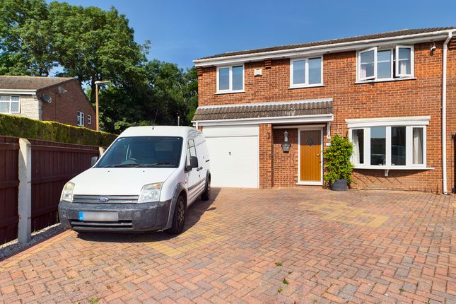 Thumbnail Detached house for sale in Paddock Court, Immingham