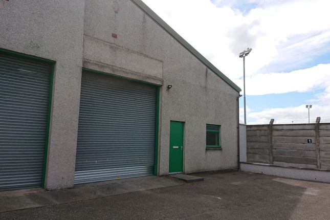 Industrial to let in Lotland Street, Inverness