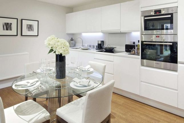 Thumbnail Flat for sale in Stanmore Place, Monarch Court, Howard Road, Honeypot Lane, Harrow, London