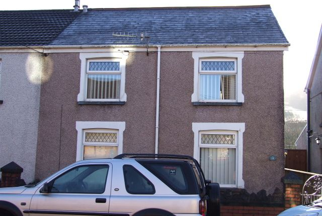 Thumbnail Semi-detached house for sale in Depot Road, Cwmavon, Port Talbot