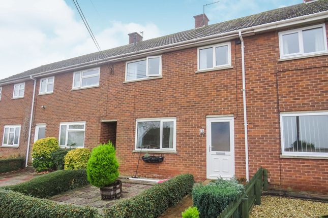 Thumbnail Terraced house for sale in Blackmore Road, Tiverton