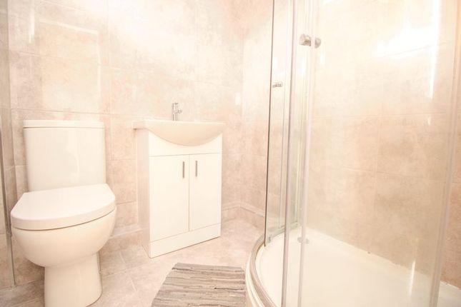 Shower Room of Abingdon Court, Blaydon-On-Tyne NE21