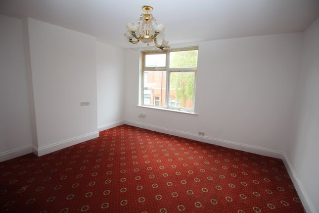 Thumbnail Flat to rent in Dashwood Road, Leicester