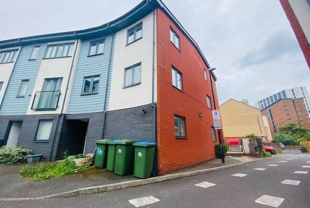 4 bed town house to rent in The Compass, Southampton SO14