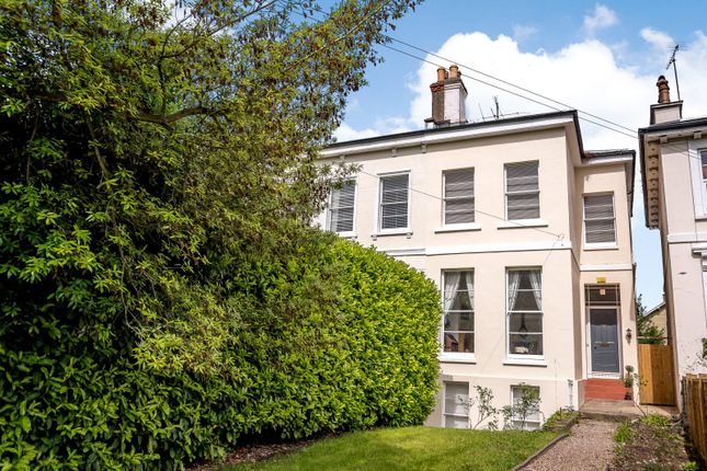 Thumbnail Semi-detached house for sale in Old Bath Road, Cheltenham, Gloucestershire