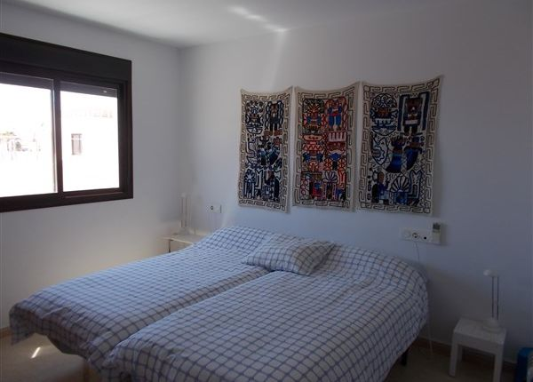 Bedroom of C/ Joaquin Sabina, Carboneras, Almería, Andalusia, Spain