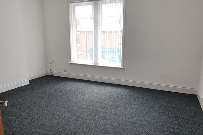 Thumbnail Flat to rent in Station Road, Ashington