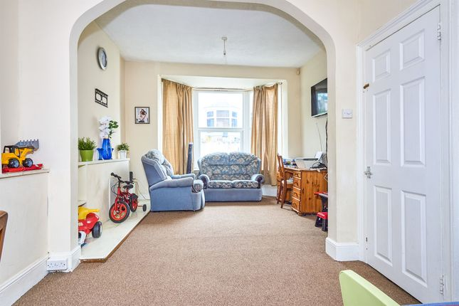 Thumbnail End terrace house for sale in Beckham Place, Plymouth