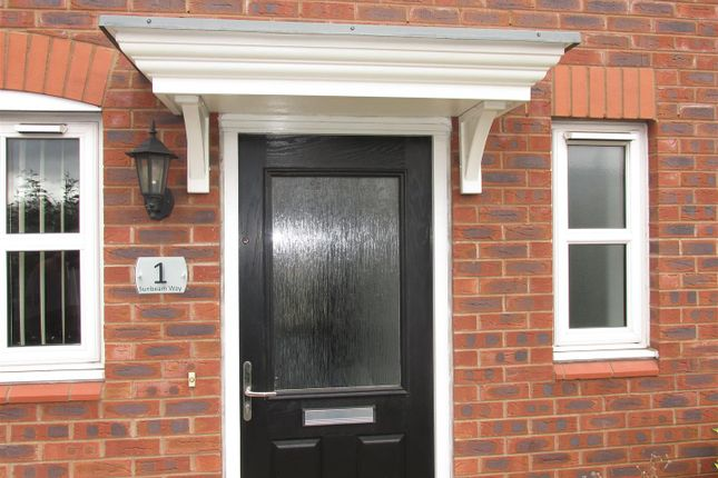 Thumbnail Detached house to rent in Sunbeam Way, Coventry