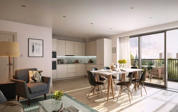 Thumbnail Property for sale in Princes Way, London