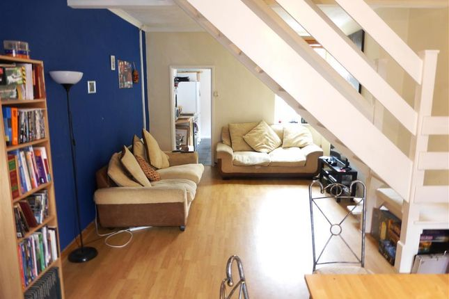 Thumbnail Terraced house to rent in St. James Court, St. Peters Road, Penarth