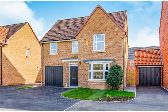 Thumbnail Detached house for sale in Blackthorn Road, Castlegate, Northallerton
