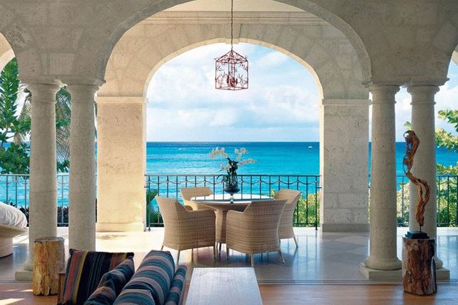 Thumbnail Apartment for sale in One Sandy Lane, Sandy Lane, St. James, Barbados