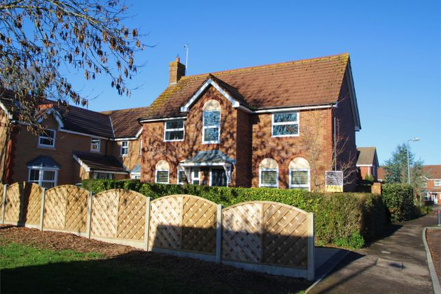 Thumbnail Detached house for sale in Dryleaze, Brimsham Park, Yate, South Gloucestershire