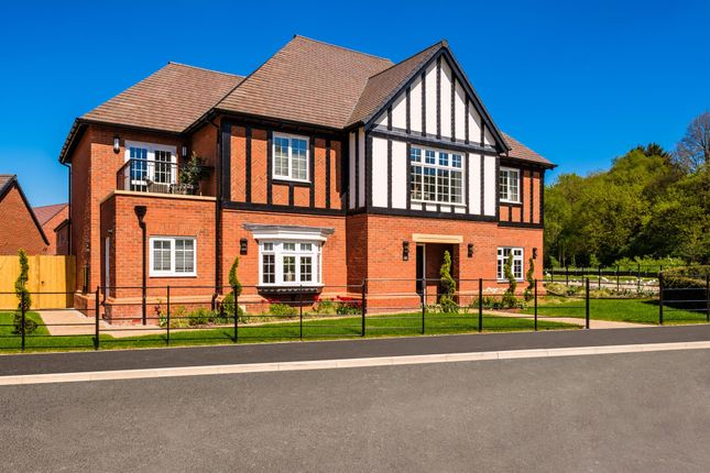"""Thumbnail Detached house for sale in """"Whistler House"""" at Wedgwood Drive, Barlaston, Stoke-On-Trent"""