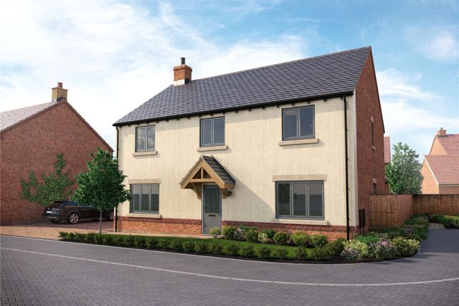 Thumbnail Detached house for sale in High Street, Silsoe, Bedfordshire