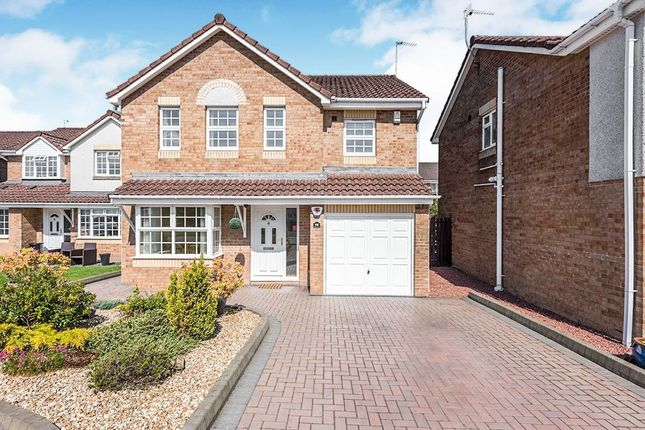 Thumbnail Detached house to rent in Oldwood Place, Livingston