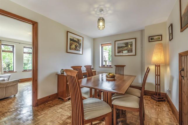 Dining Room of Grange Farm Close, Abbotsley, St. Neots, Cambridgeshire PE19