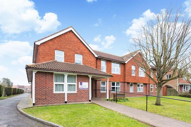 Thumbnail Property for sale in Gainsborough Lodge, South Farm Road, Worthing