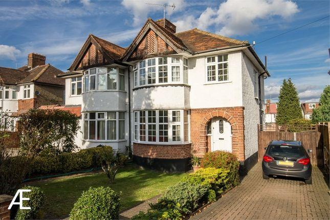 Thumbnail Semi-detached house for sale in Green Lane, Chislehurst, Kent