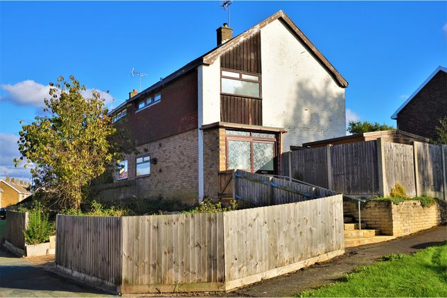 Thumbnail End terrace house for sale in Rantree Fold, Lee Chapel South, Basildon