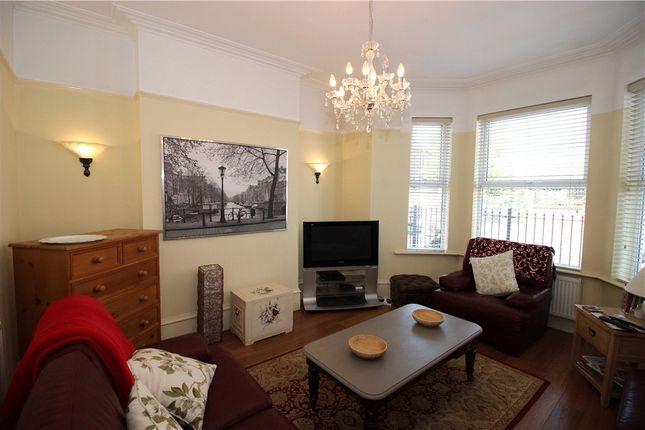 Lounge of Leopold Street, Derby DE1