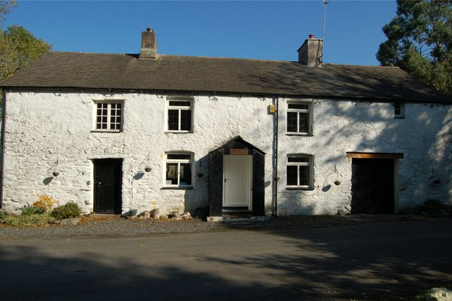 Thumbnail Detached house to rent in Thwaites Mill Cottage, Thwaites, Broughton-In-Furness, Cumbria