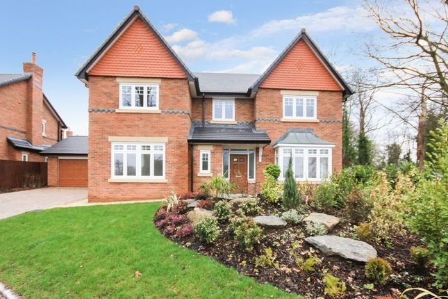 Thumbnail Detached house for sale in Plot 47 The Knightsbridge II, Backford Park, Chester