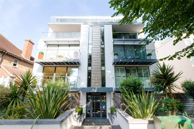 Thumbnail Flat for sale in Verano, 58 Palmeira Avenue, Hove, East Sussex