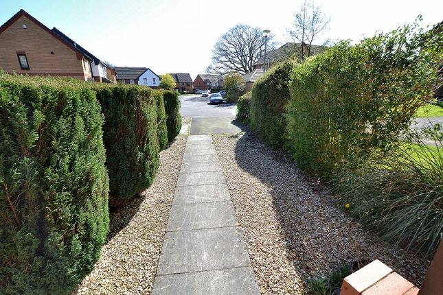 Front Garden of Huntsmead Close, Thornhill, Cardiff. CF14