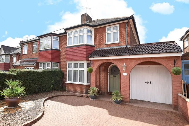 3 bed semi-detached house for sale in Lyon Meade, Stanmore