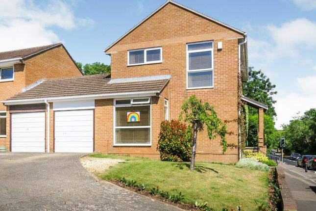 Thumbnail Detached house for sale in Victoria Road, Warmley, Bristol