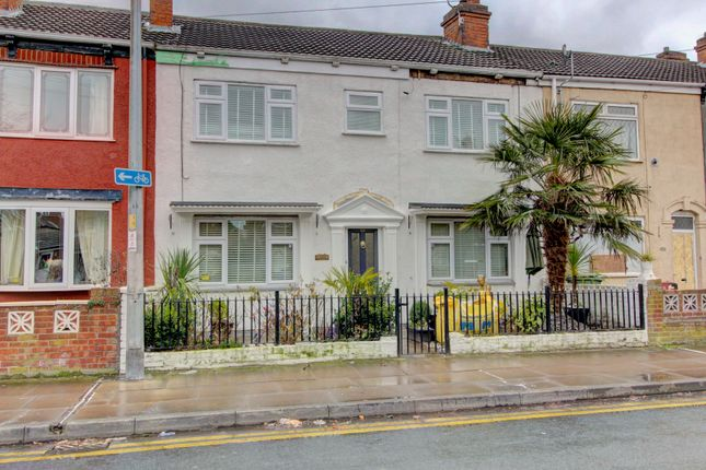 Thumbnail Terraced house for sale in Eleanor Street, Grimsby