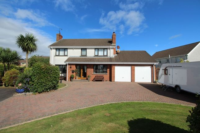 Thumbnail Detached house for sale in Red Fort Park, Carrickfergus
