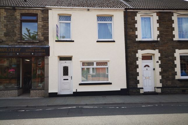 Thumbnail Terraced house for sale in High Street, Glynneath, Neath