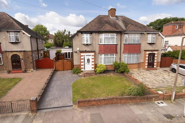 Thumbnail Semi-detached house for sale in Restons Crescent, London