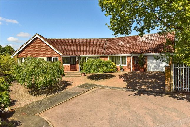 Thumbnail Detached house for sale in Felbridge Close, Frimley, Camberley, Surrey
