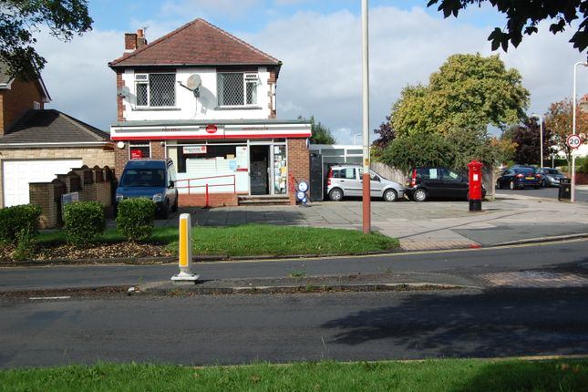Thumbnail Retail premises for sale in 167 Preston New Road, Merseyside