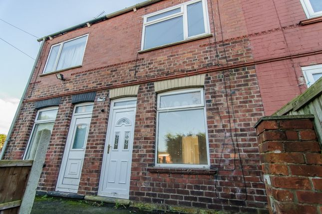 Thumbnail Terraced house to rent in Meadow Lane, Stainforth, Doncaster