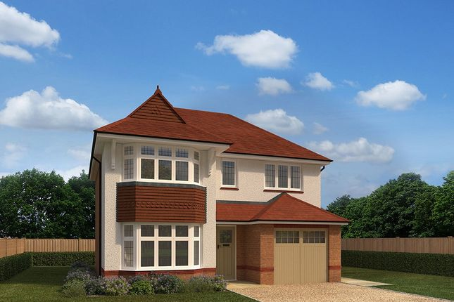 Thumbnail Detached house for sale in Amington Fairway, Mercian Way, Tamworth, Staffordshire