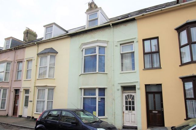 Thumbnail Property to rent in 6 Bed House, Rheidol Terrace, Aberystwyth