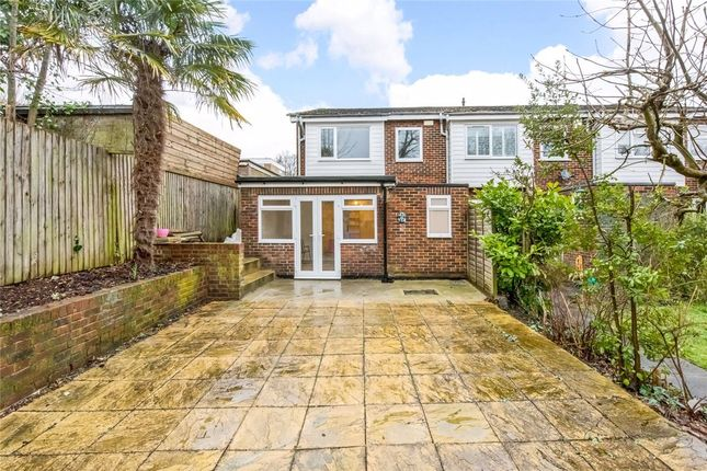 Thumbnail Terraced house for sale in Canbury Mews, London