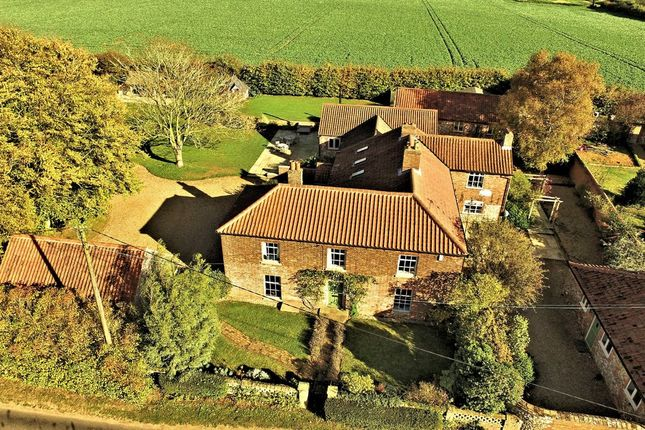 Thumbnail Detached house for sale in Docking Road, Bircham Newton, King's Lynn