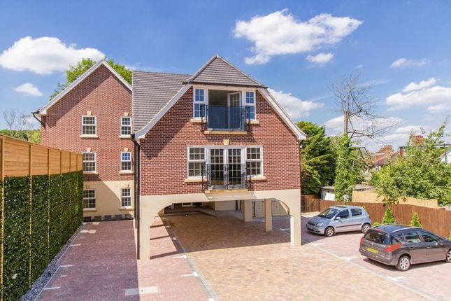 Thumbnail Flat for sale in Roding Heights Development, Station Road, Buckhurst Hill