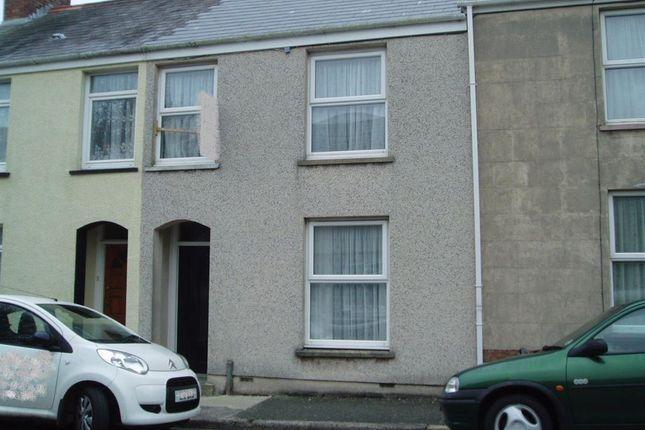 Thumbnail Property to rent in Wellington Street, Pembroke Dock