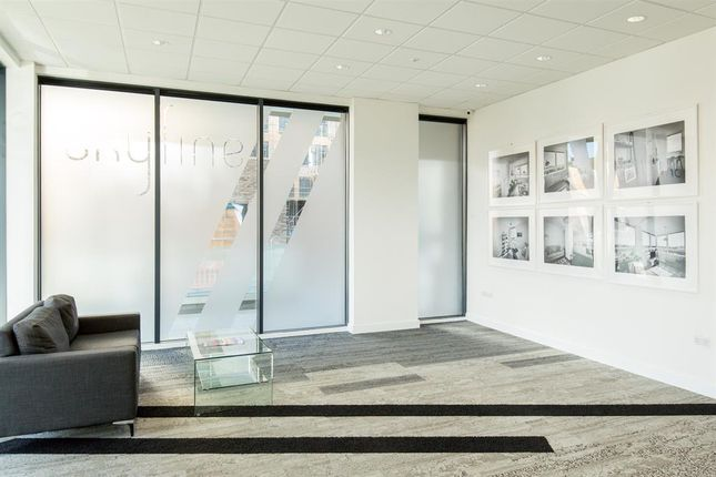 Thumbnail Flat for sale in Skyline Apartments, The Causeway, Worthing, West Sussex