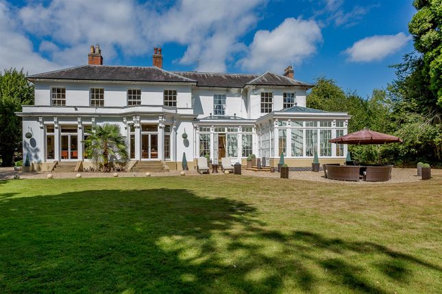 Thumbnail Detached house for sale in Bitteswell, Lutterworth, Leicestershire