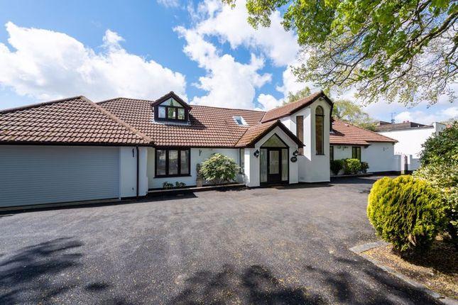 Thumbnail Detached house for sale in Allerton Road, Calderstones, Liverpool